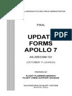 update forms apollo 7
