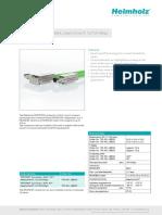 Profinet Connector Data Sheet