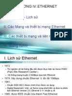 Chuong 4 Ethernet