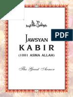 Jawsyan Kabir eBook