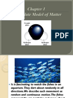 Particulate Model of Matter