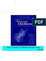 Textbook of regional anesthesia.pdf
