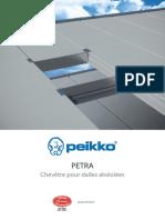 PETRA - Chevêtre Pour Dalle Alvéolée