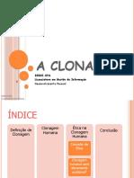 A Clonagem.rita2009218