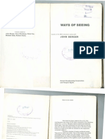 Berger J - Ways of Seeing, BBC and Penguin Books 1972