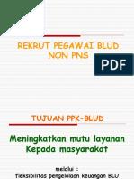 PAPARAN REKRUT PEGAWAI BLUD.ppt