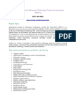 International Journal of Information Technology, Control and Automation