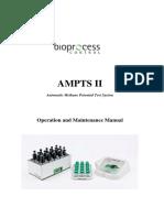Manual Ampts II