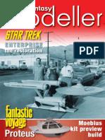 Sci-Fi & Fantasy Modeller, 44