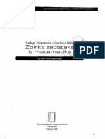 Matematika Zbirka Scepanovic III Razred Gimnazije
