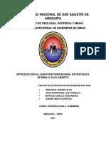 Informe Chauca