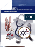 Teste-Chimie Organica Admitere Targu-Mures 2014
