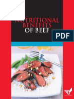 b Tc Nutritional Benefits of Beef