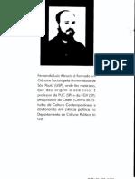ABREU, Regina. a Fabricação Do Imortal- Memória História e Estratégias de Consagração No Brasil