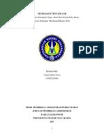 Etika BIsnis - Makalah Studi Kasus CSR