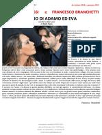 Scheda Il Diario Di Adamo Ed Eva