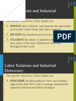 Industrial Relations and Democracy 2