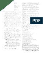 36620134 Fundamentals of Nursing Reviewer