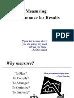 Develop Measures