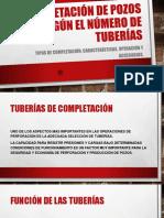 COMPLETACIÓN DE POZOS SEGÚN EL NÚMERO DE TUBERÍAS (1).pptx