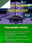 Islámská gnozeologie - prezentace