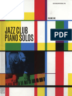Jazz Club Piano Solos Vol. 1_boogiewoogie.ru