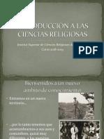 Presentación ICR 2017-18