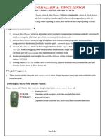 Alarm & Shock sensor System.pdf