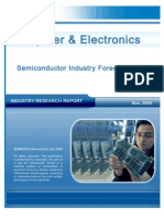 Semiconductor Industry Forecast to 2012