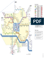 Aldgate and Fenchurch St TFL bus spider map