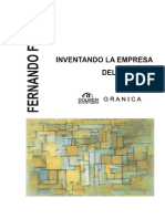 Inventando La Empresa - Fernando Flores