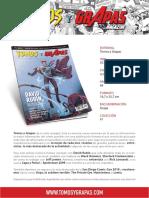 Ficha Técnica Tomos y Grapas Magazine #1