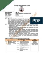 RPP Sanitasi Hygiene Dan Keselamatan Kerja 10 SMK
