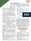 Decreto Legislativo que regula la extinción de las sociedades por prolongada inactividad