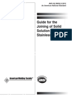 AWS G2.3M-G2.3-2012_Guide for the Joining of Solid Solution Austenitic Stainless Steels