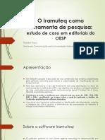 O Iramuteq como ferramenta de pesquisa.pdf