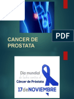 Cancer a la Prostata.ppt