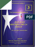 Valladolid, José María (editor) - Las 4 Primeras biografías de SJB de La Salle-Tomo 03
