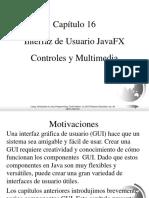 Presentacion16 - JavaFX UI Controles y Multimedia