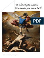Devocionario de Sao Miguel Arcanjo - Formação Leoninas