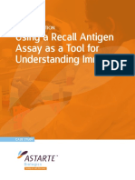Recall Antigen Assay Case Study