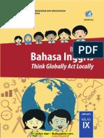 Buku Guru Bahasa Inggris Kelas 9 K13 Revisi 2018