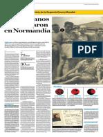 Los Peruanos Que Lucharon en Normandía