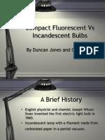 7 Jones Compact Fluorescent