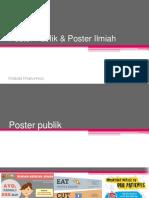Poster Publik & Poster Ilmiah.pptx