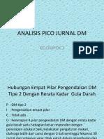 Analisis Pico Jurnal Dm