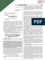 Decreto Legislativo que modifica la Ley N° 27444 Ley del Procedimiento Administrativo General