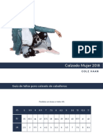 Catálogo Cole Haan Mujer - 2018