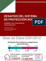 Desafíos del Sistema de Protección Social