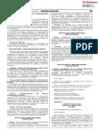 Decreto Legislativo que modifica el artículo 69 del Código Penal